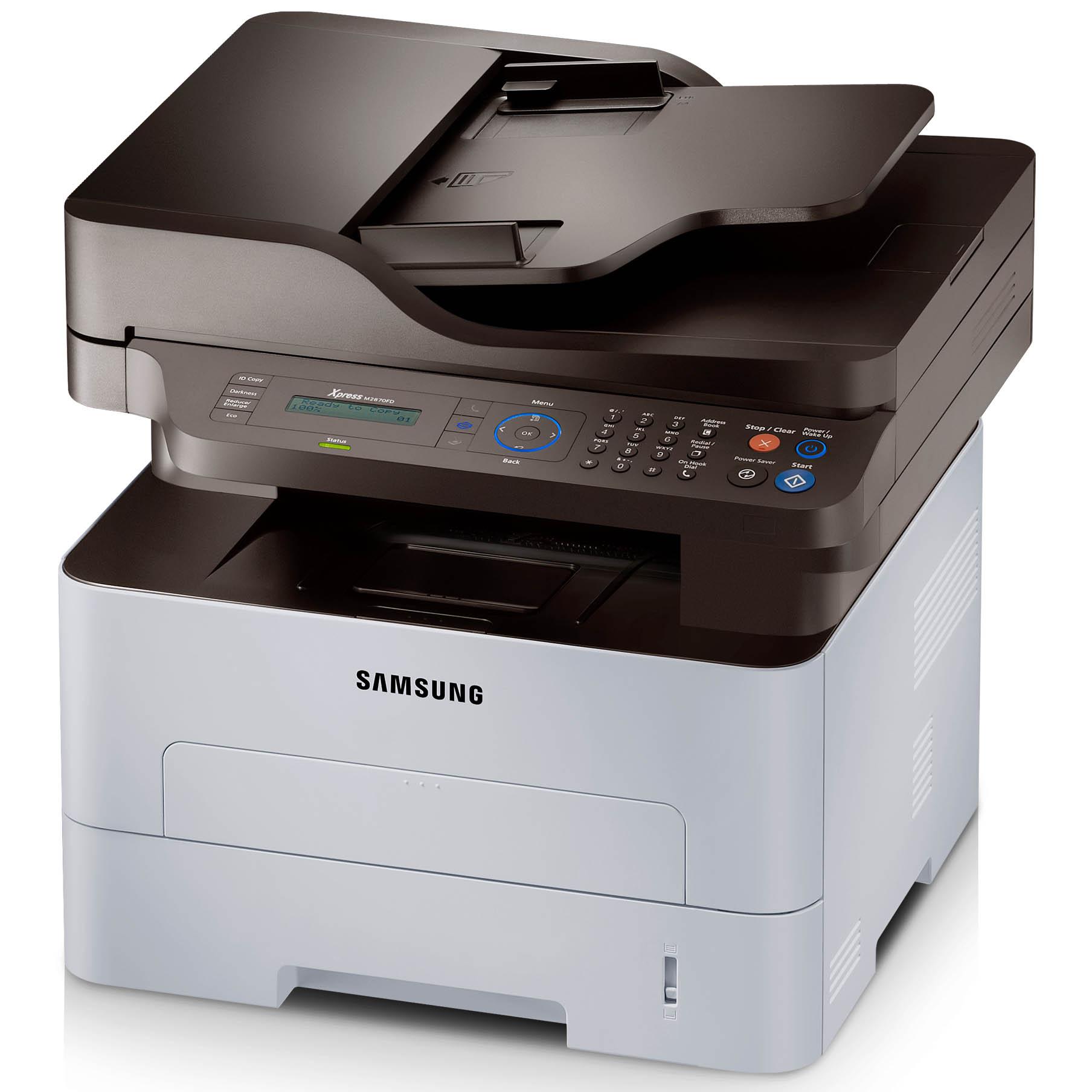 прошивка принтера SL-M2870FD