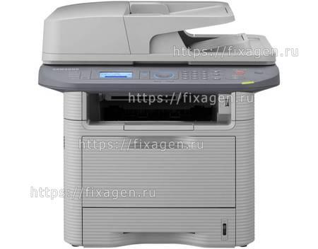 Прошивка принтера Samsung SCX-5637FR