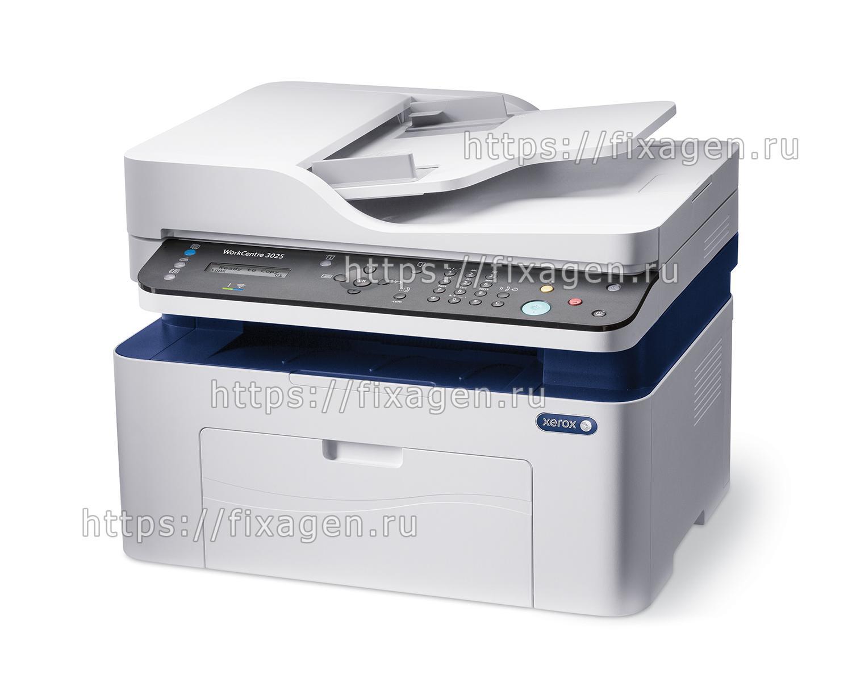 Прошивка Xerox WorkCentre 3025DN / DNI / BI V3.50.01.05, V3.50.01.08