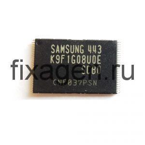 Samsung CLP-415 (CLP-410) микросхема NAND прошитая оригиналом V4.00.01.21