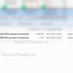 Canon PIXMA E514 дамп микросхем 25Q16 и 95080WP (QM7-1585)