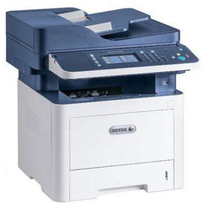FIX Прошивка Xerox WorkCentre 3345 для работы без чипов картриджей